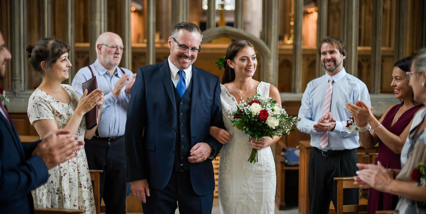 Hochzeitslieder Einzug