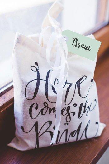 Notfalltasche Braut