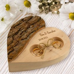 Ringbox Holz