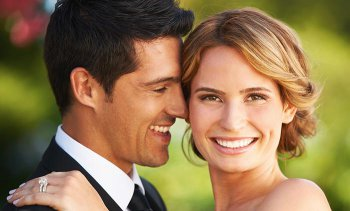 Zähne Hochzeit