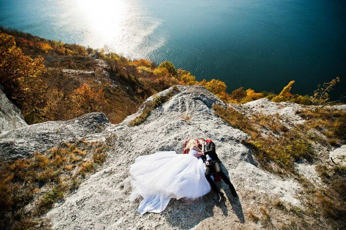 Trash the Dress Bilder