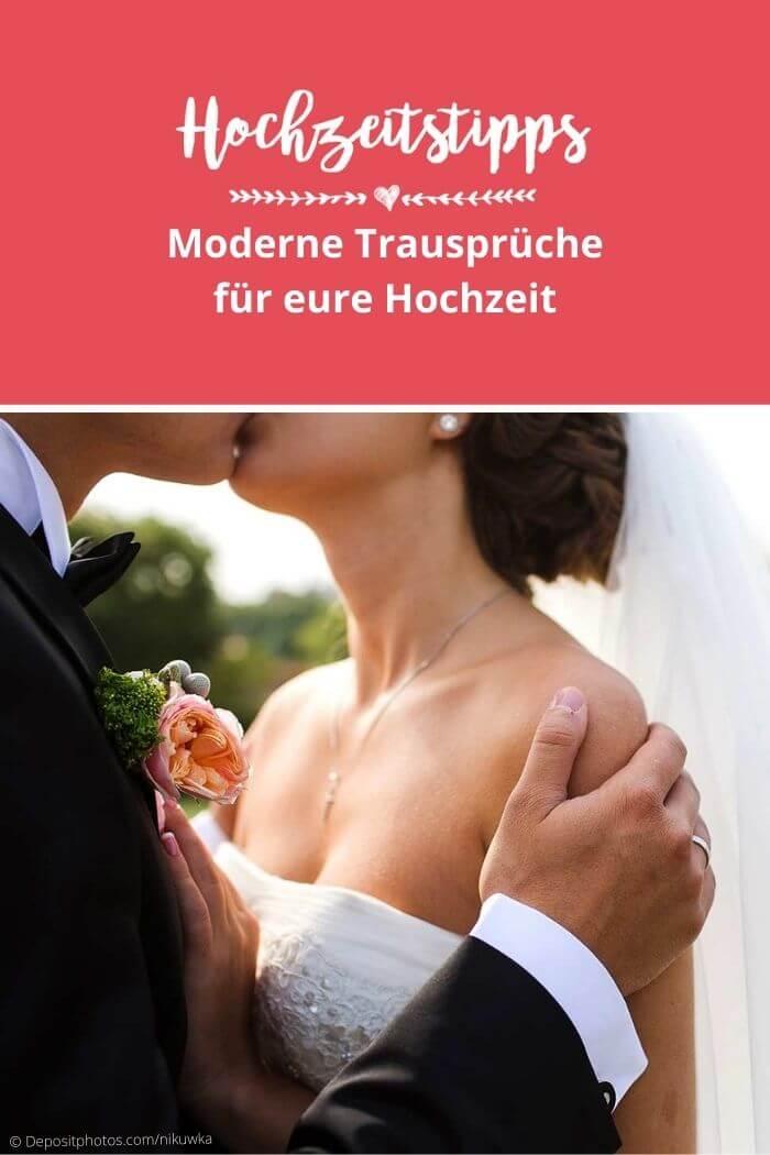 Hochzeit Trauspruch