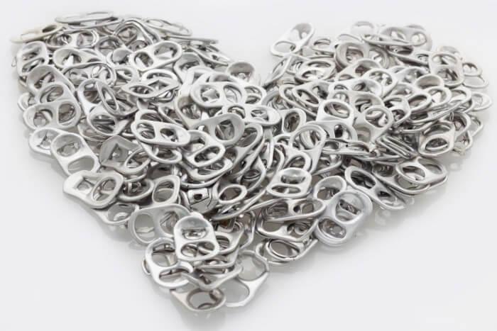 Aluminium-Hochzeit
